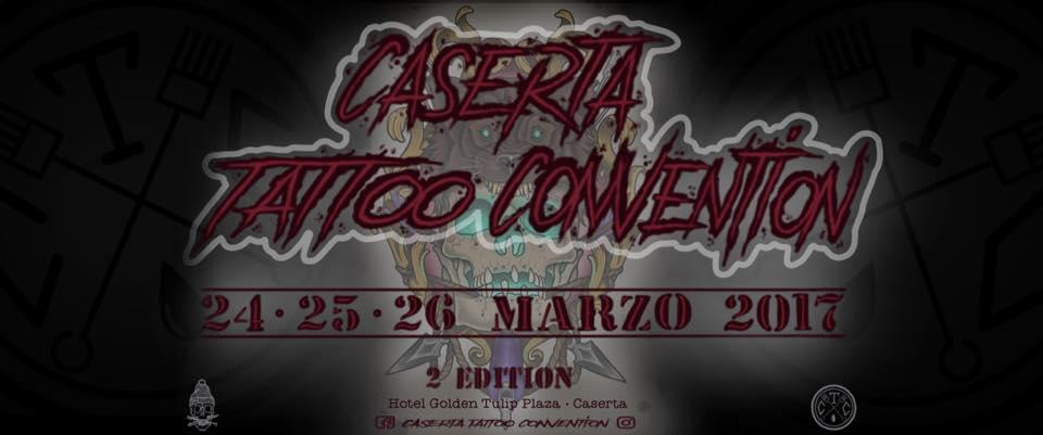 caserta tattoo convention 2017