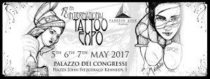International Tattoo Expo Roma 2017