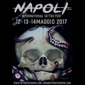 International Tattoo Fest Napoli 2017