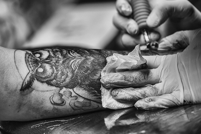 tattoo convention 2018 italia