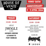 HOUSE OF VANS ARRIVA A MILANO