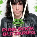 """PUNK ROCK BLITZKRIEG"", L'AUTOBIOGRAFIA DI MARKY RAMONE"