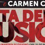 FESTA DELLA MUSICA 2016 A ROMA IN PIAZZA FARNESE