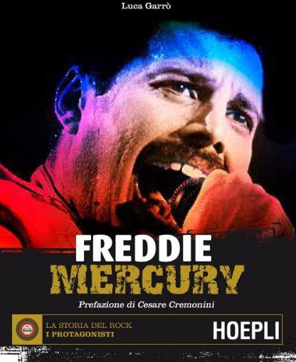 freddie mercury libro