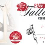 PASSION ART TATTOO CONVENTION VERONA 2017