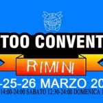 Rimini Tattoo Convention 2017