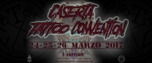 caserta tattoo convention 2017