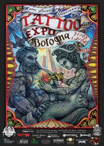 tattoo expo bologna 2017