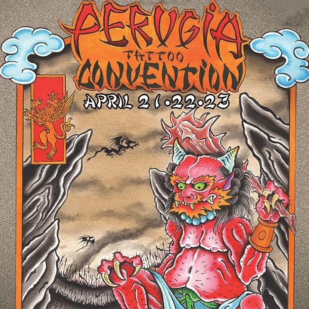 Perugia Tattoo Convention 2017