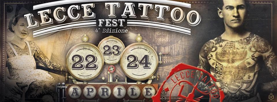 Lecce Tattoo Fest 2017
