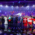EUROVISION 2017 FINALE, LA SCALETTA