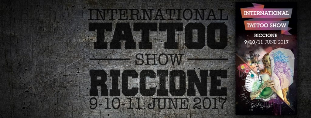 International Tattoo Show Riccione 2017