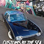 CUSTOMS BY THE SEA, IL CAR SHOW DELL'INTERNATIONAL TATTOO SHOW DI RICCIONE