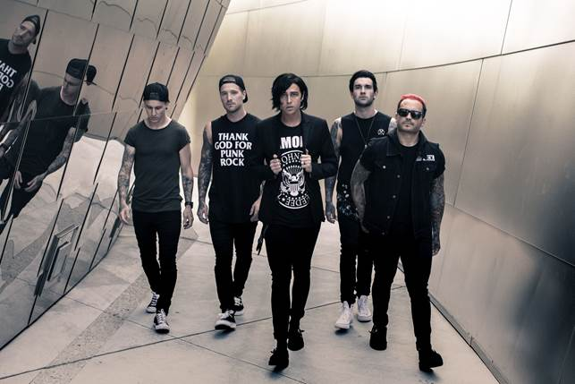 Sleeping with Sirens Gossip
