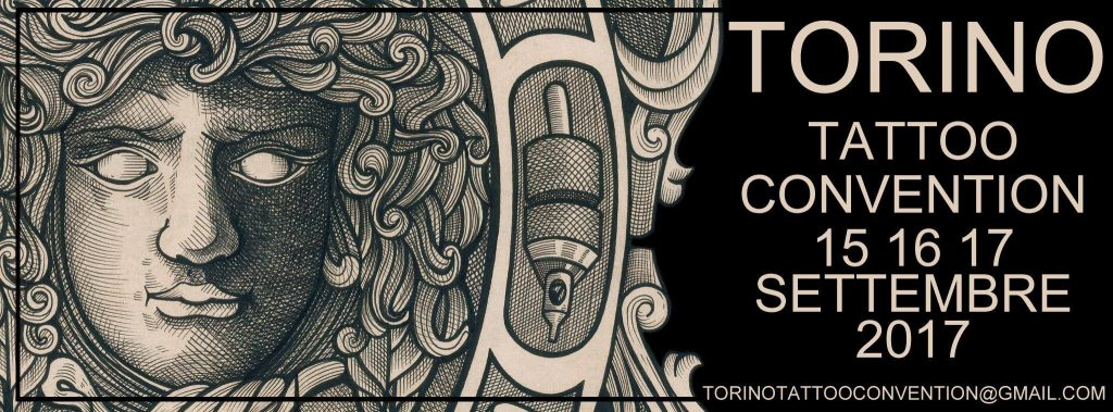 torino tattoo convention 2017