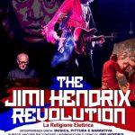 THE JIMI HENDRIX REVOLUTION, APPUNTAMENTO AL TEATRO DELLA LUNA