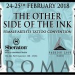 THE OTHER SIDE OF THE INK 2018, TORNA LA CONVENTION DEDICATA ALLE TATUATRICI