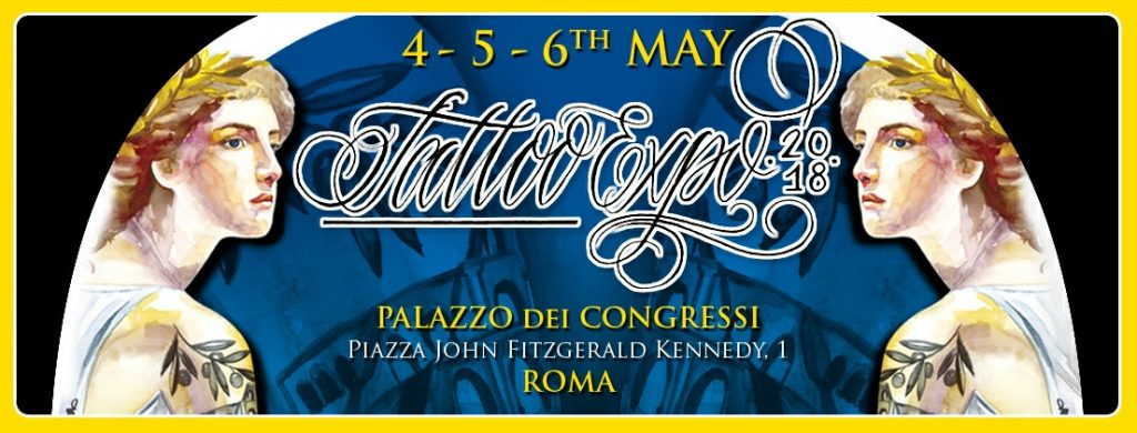 Tattoo convention roma 2018