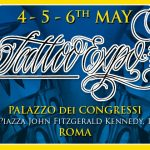 TATTOO CONVENTION ROMA 2018, TORNA L'INTERNATIONAL TATTOO EXPO