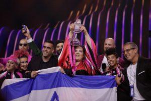 eurovision 2018 vincitore