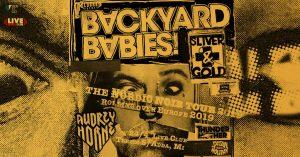 backyard babies concerti 2019