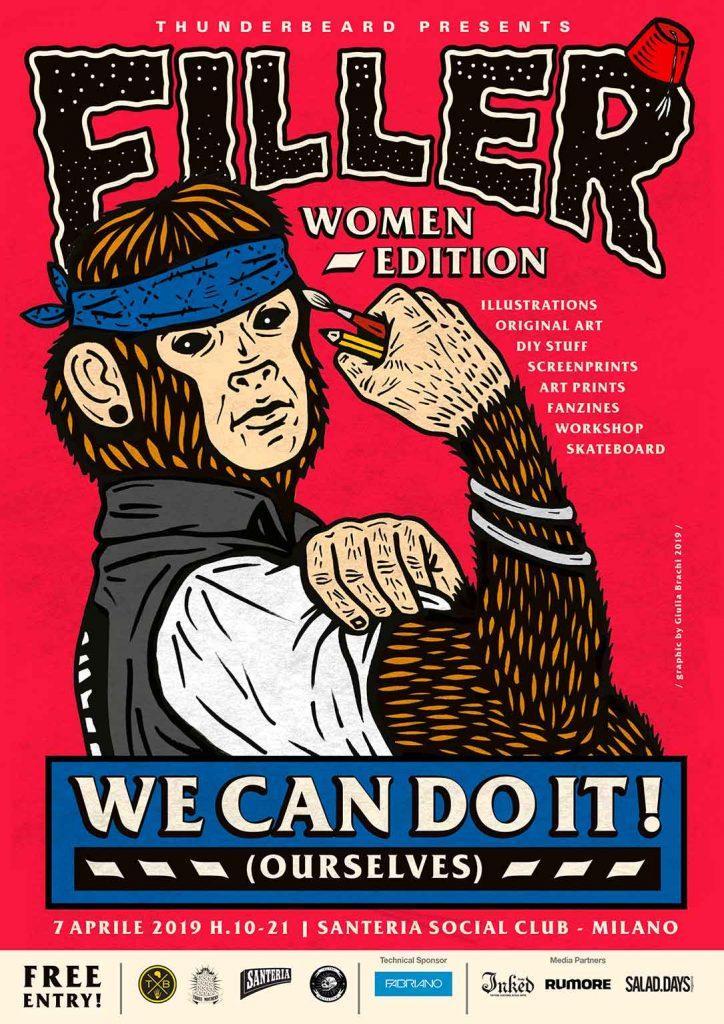 Filler Women Edition 2019