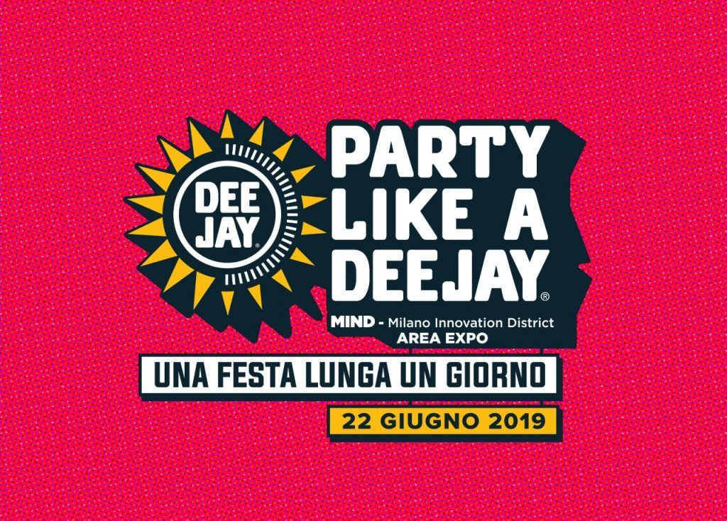 Party Like a Deejay 2019