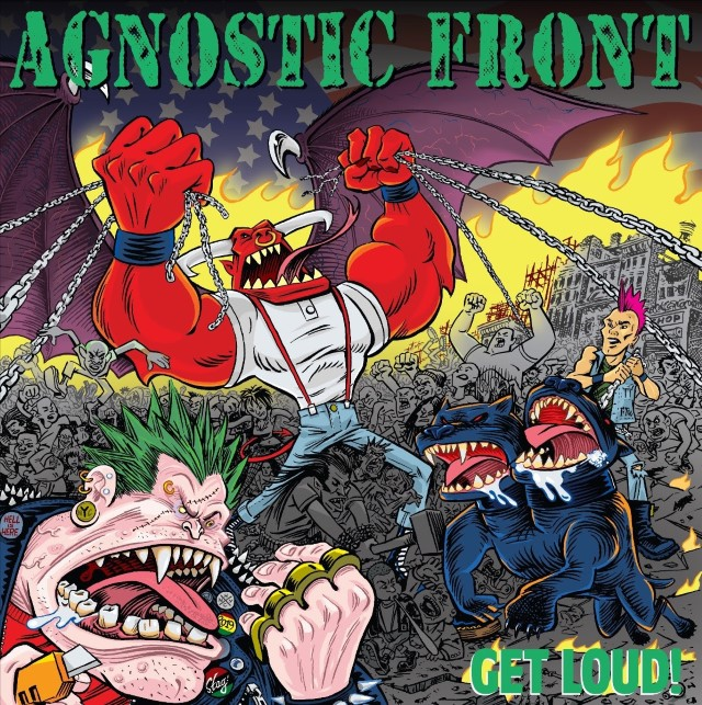 agnosti front get loud