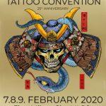 Milano Tattoo Convention 2020, tutto sulla 25ma edizione