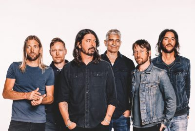 foo fighters concerto in streaming