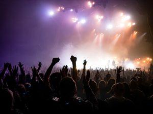 concerti rinviati al 2022