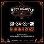 ROCK THE CASTLE 2022, svelate le date